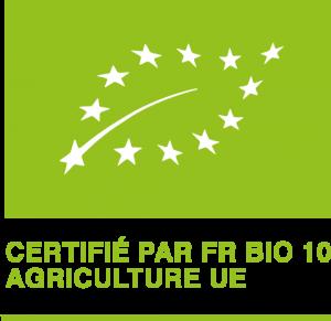 Certifié par FR BIO UE
