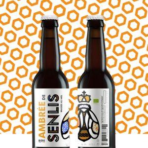 Bière bio ambrée