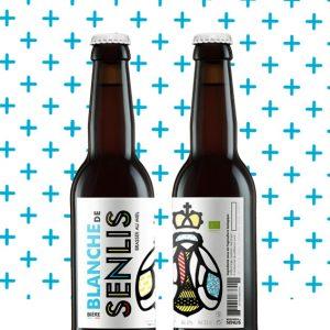 Bière bio blanche